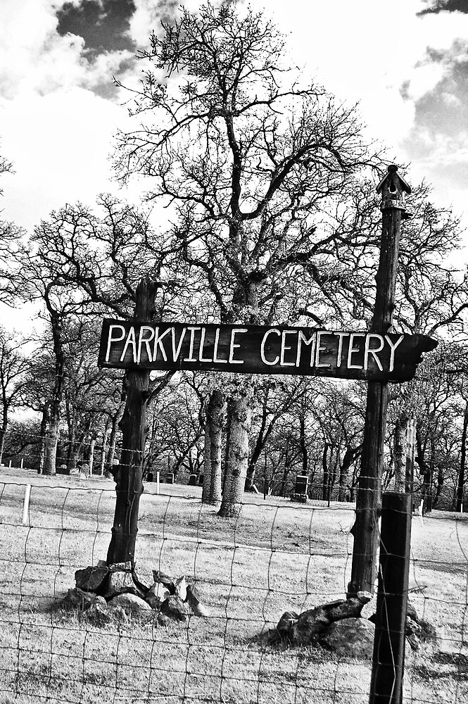Parkville Cemetery by Brandon Taylor