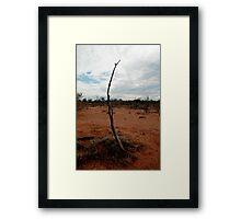 untitled #9 Framed Print