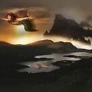 night on bald mountain by David Kessler