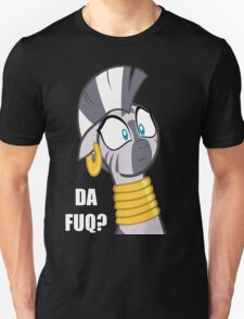 Zecora With Text Unisex T-Shirt