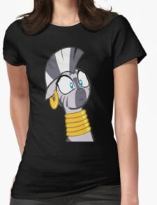 Zecora No Text Womens Fitted T-Shirt