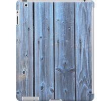 Old barn wall iPad Case/Skin