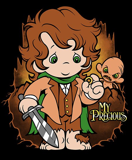My Precious by harebrained