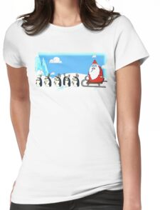 On Gunther and Günter and Geenter... Womens Fitted T-Shirt