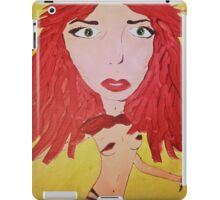 Super Woman iPad Case/Skin