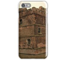 Kirby Muxloe Castle, Leicestershire iPhone Case/Skin