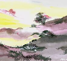 Landscape 1 by Anil Nene