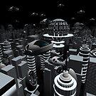 Bakoton City by Dreamscenery