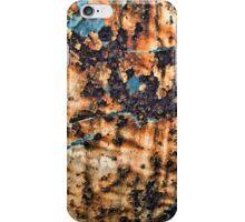 Rusty Texture Case iPhone Case/Skin