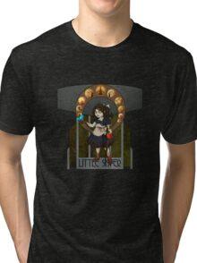 Bioshock Nouveau - Little Sister Tri-blend T-Shirt
