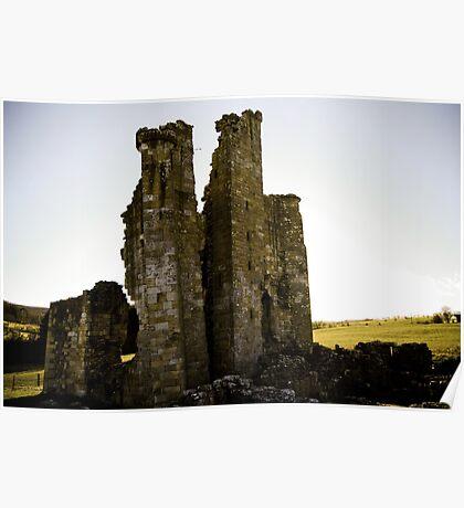 Ruins of Edlignham Poster
