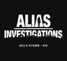 Alias Investigations (aged look) by KRDesign
