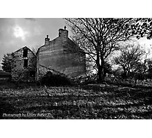 Clovervale, Abandoned Country House, County Antrim Photographic Print