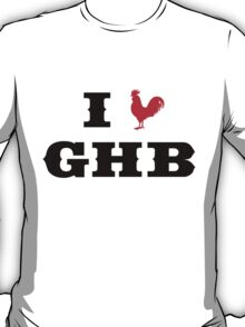 I Heart GHB T-Shirt