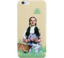 Dorothy //oh my! iPhone Case/Skin