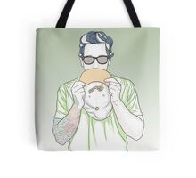 John Sketch Tote Bag