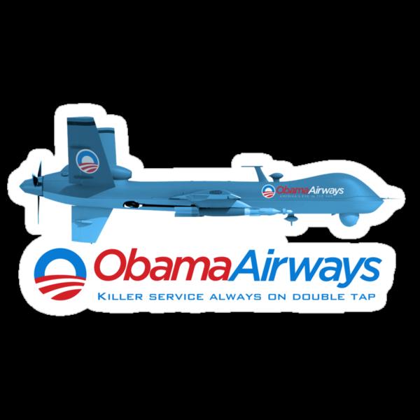 Obama Airways by LibertyManiacs