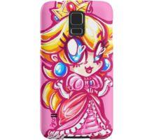 Chibi Princess Peach Samsung Galaxy Case/Skin
