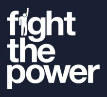 Fight the Power Kids Clothes
