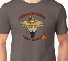Mexican Alan's Spicy Nachos Unisex T-Shirt