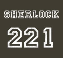 SHERLOCK 221 by saltnburn