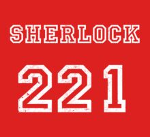 SHERLOCK 221 One Piece - Long Sleeve