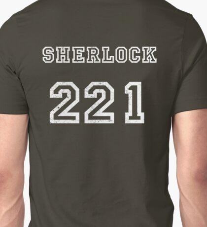 SHERLOCK 221 Unisex T-Shirt