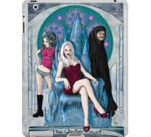 The Winter Court of the Sidhe iPad Case/Skin