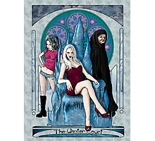 The Winter Court of the Sidhe Photographic Print