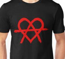 Freedom Heart Unisex T-Shirt