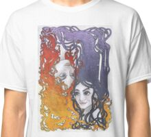 Antara and Meridian: Fire and Darkness Classic T-Shirt