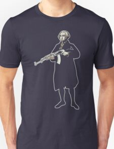 Guerrilla Washington Unisex T-Shirt
