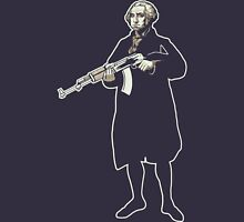 Guerrilla Washington Long Sleeve T-Shirt