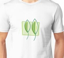 Leaves - T shirt Unisex T-Shirt