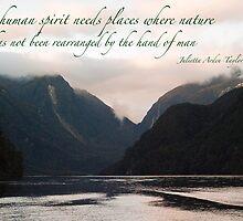 Spirit of Nature by Odille Esmonde-Morgan