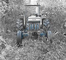Ford Tractor by Amaelanders