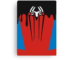 Spider-Man Symbiote Canvas Print
