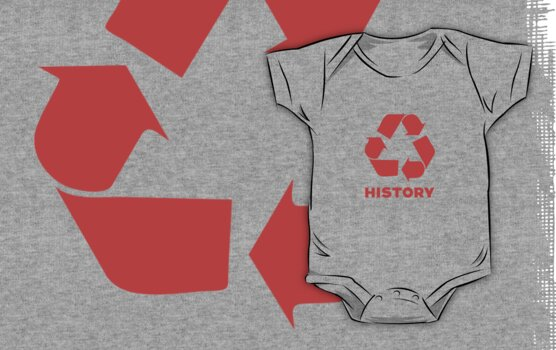 Recycle History by LibertyManiacs
