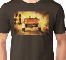 I'm Spending Christmas In Heaven - Image and Poem Unisex T-Shirt