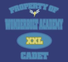 Property of Wonderbolt Academy XXL Cadet T-Shirt by TheGentleLuger