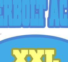 Property of Wonderbolt Academy XXL Cadet T-Shirt Sticker
