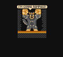 Rampage Ralph (Arcade Colors) Unisex T-Shirt