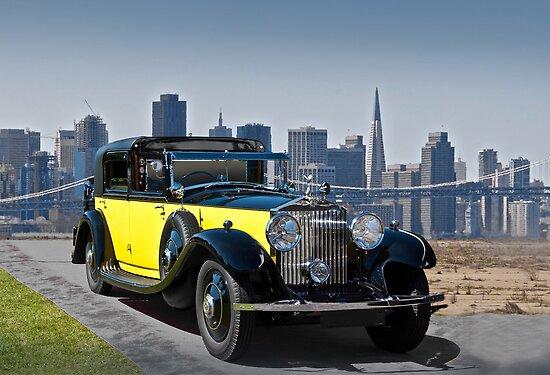 1930 Rolls-Royce Phantom II by DaveKoontz