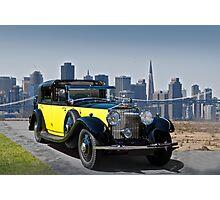 1930 Rolls-Royce Phantom II Photographic Print