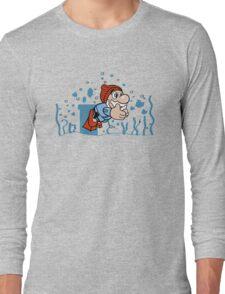 The Warp Aquatic Long Sleeve T-Shirt