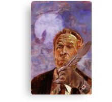 Vincent Price Presents volume Four cover Canvas Print