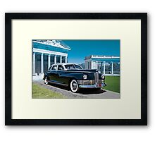 1947 Packard Super Delux Eight Framed Print