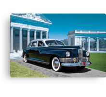 1947 Packard Super Delux Eight Canvas Print