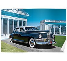 1947 Packard Super Delux Eight Poster