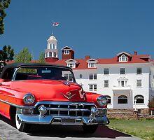 1953 Cadillac Eldorado Convertible by DaveKoontz